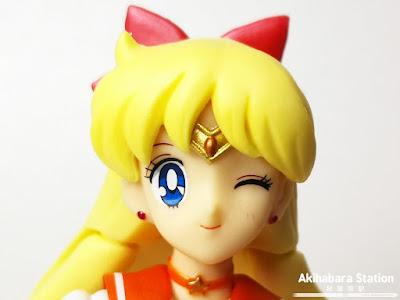 S.H.Figuarts Super Sailor Venus de Sailor Moon - Tamashii Nations