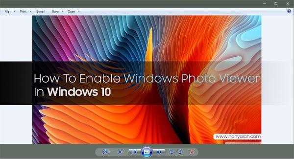 Download Windows Photo Viewer Classic di Windows 10