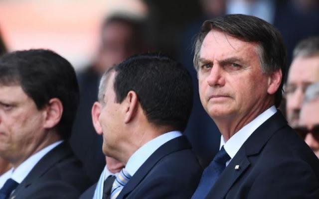 Bolsonaro critica ativismo LGBT