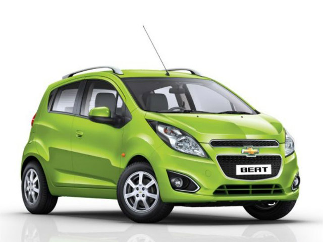Chevrolet Beat for rent in Trivandrum