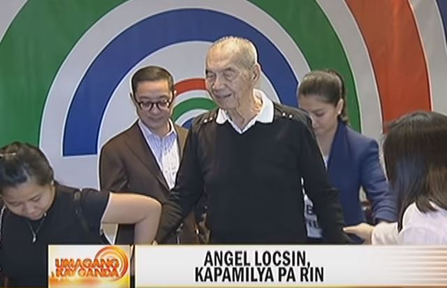 Angel Locsin Received Kind Words From The Hosts Of Umagang Kay Ganda