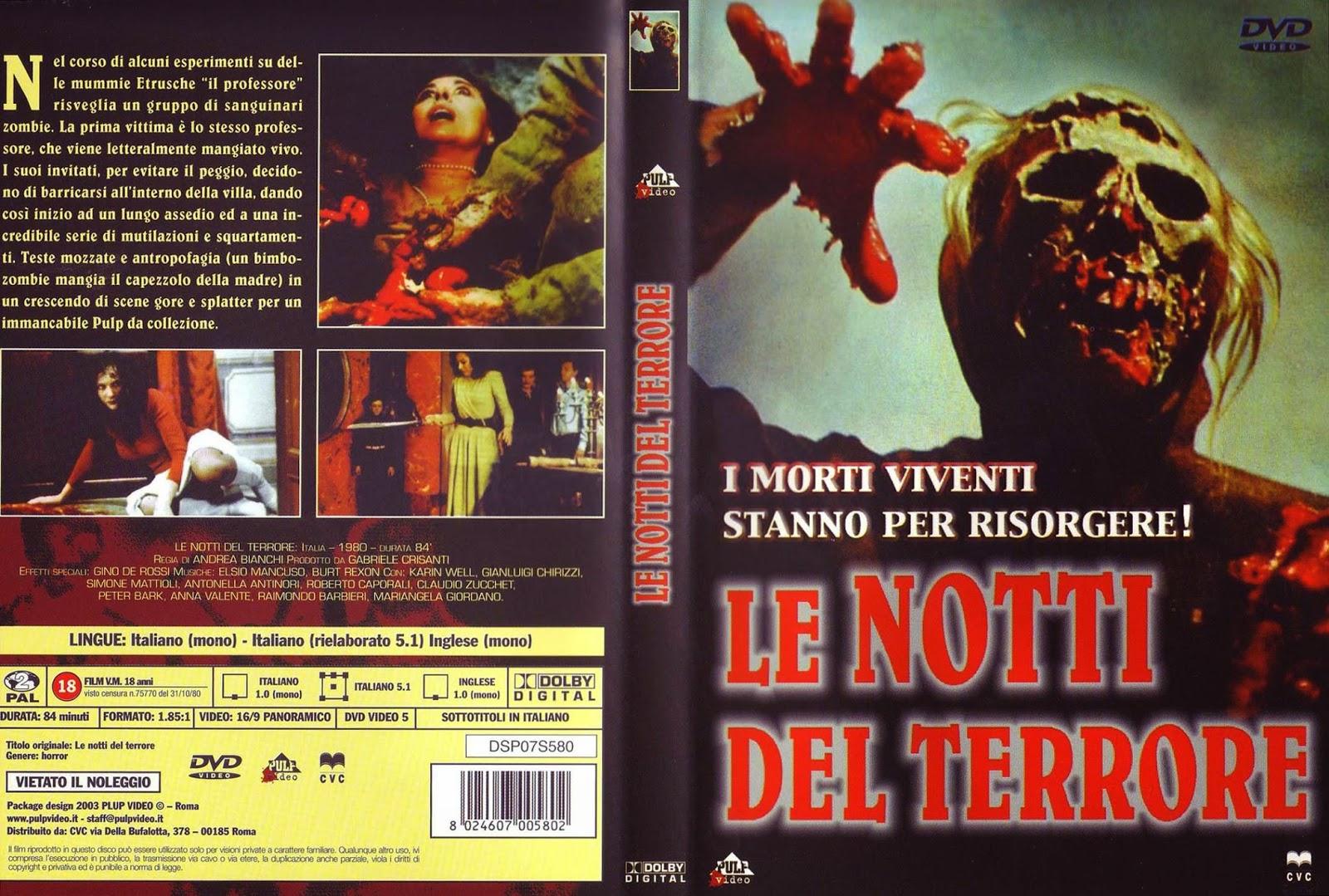 Masacre Zombi - La noche del terror (1981)