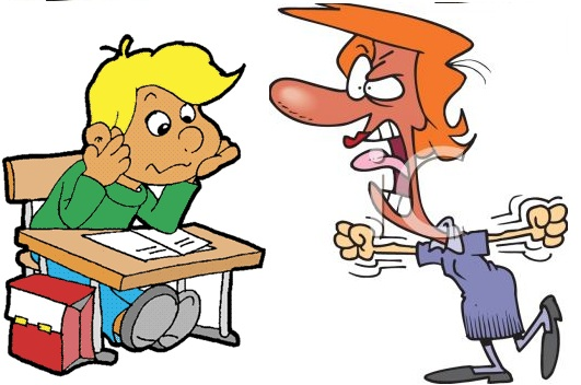 clipart of teacher and parents - photo #43