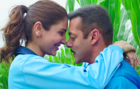 Tuk Tuk Lyrics - Sultan | Salman Khan and Anushka Sharma