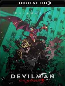 Devilman – Crybaby 2018 1ª Temporada Completa Torrent Download – WEB-DL 720p Dual Áudio