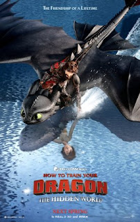 How To Train Your Dragon: The Hidden World (2019) Movie Review, Synopsis, Trailer
