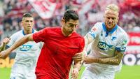 Bayern Munich vs Hoffenheim 1-1 Video Gol & Highlights