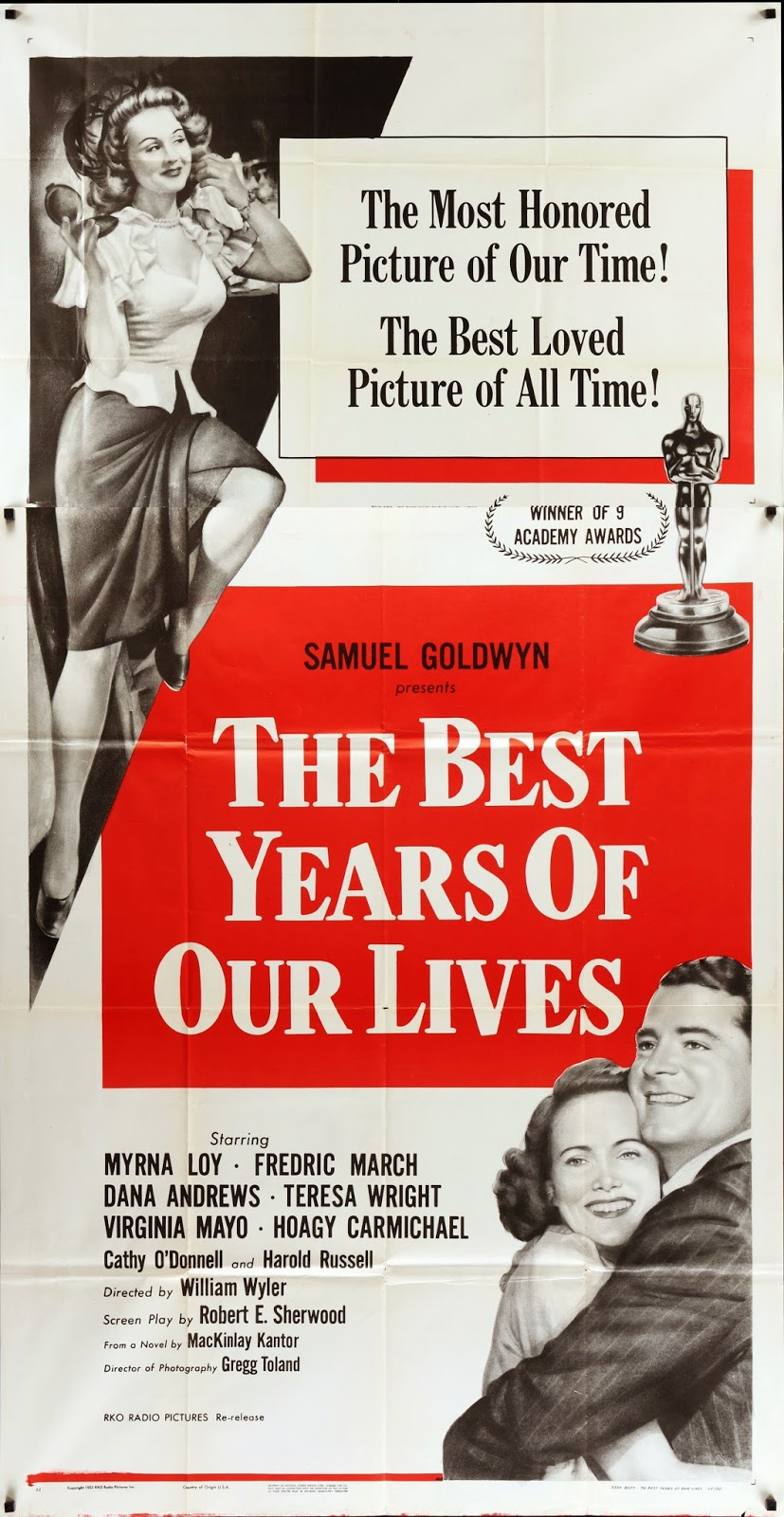 The Best Years, 1945