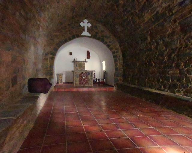 Morillo de Monclús Ermita
