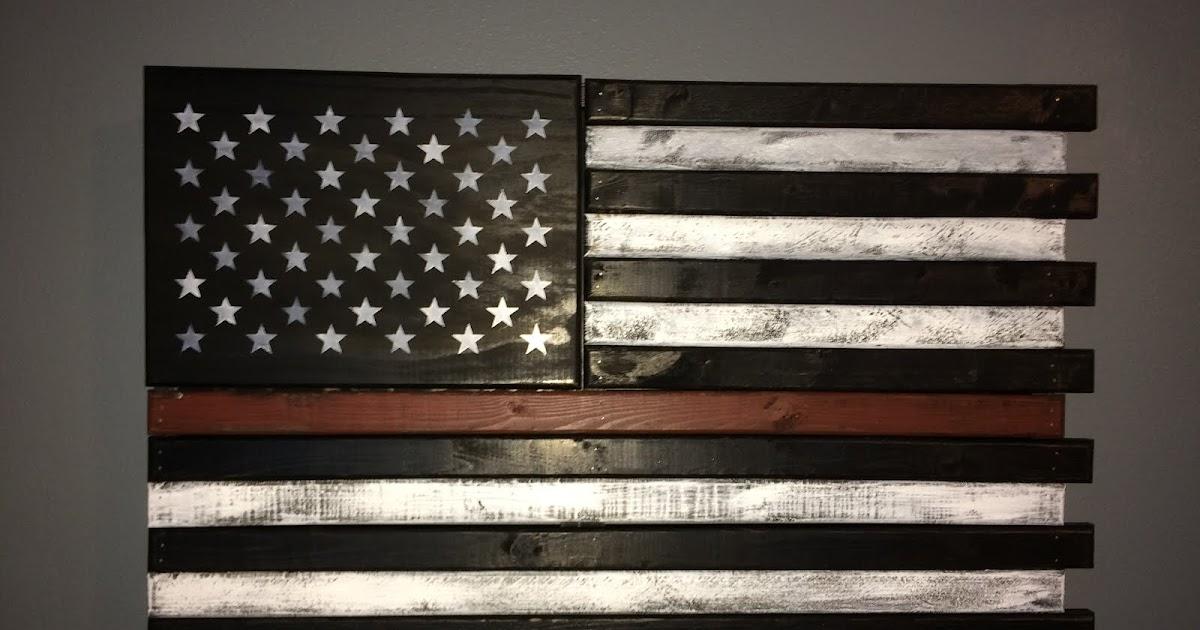 Southern Gentleman S Diy Hidden Cabinet American Flag
