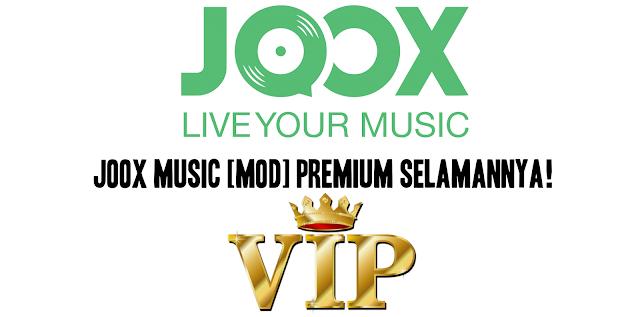 Joox Music V5.2 Premium Vip Unlocked Mod Apk 1
