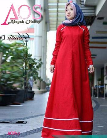 Heidy Dress Red