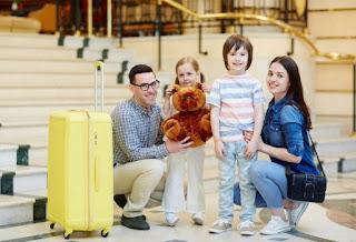 3 Tips Traveling Aman Dan Nyaman Bersama Anak - Anak Anda