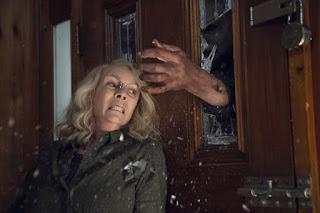 Halloween (2018) Jamie Lee Curtis