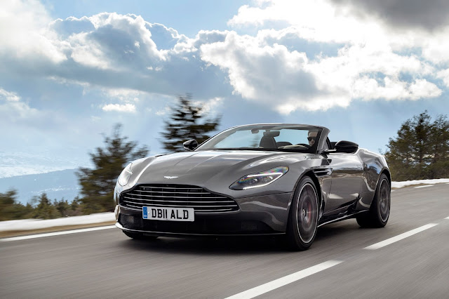 Aston Martin named fastest growing car brand in the world