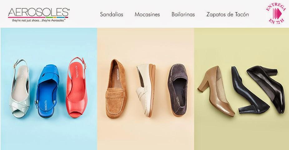 La comodidad de tus pies, garantizada con esos zapatos Aerosoles