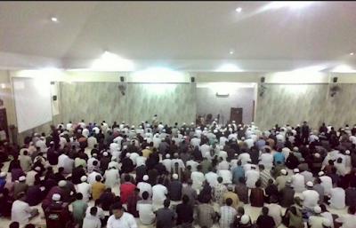 Tiga Poin Kesepakatan Umat Islam Solo Dalam Acara Gerakan Subuh Berjemaah