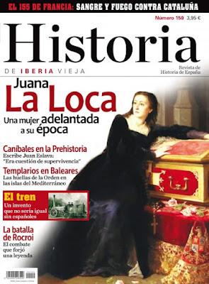 Revista Historia de Iberia Vieja Diciembre 2017