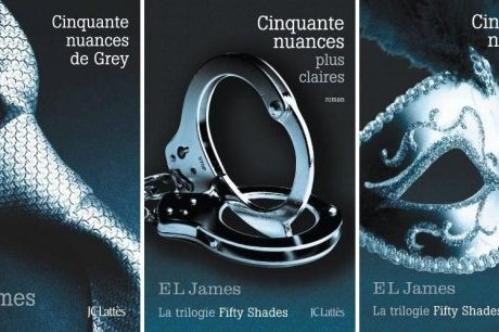 Trilogie Cinquantes Nuances, EL James