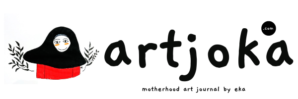 artjoka - motherhood lifestyle and art journal blog