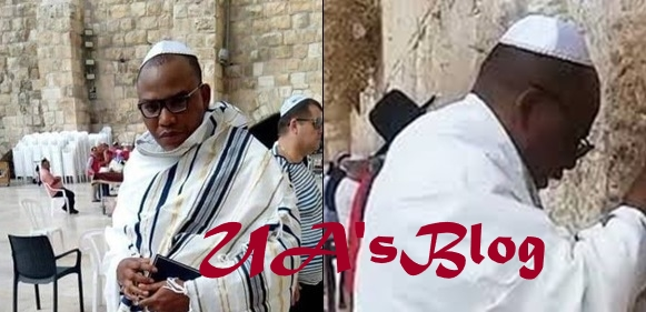 JUST IN: 'Jubril Is On The Run' — Nnamdi Kanu Drops Fresh Bombshell