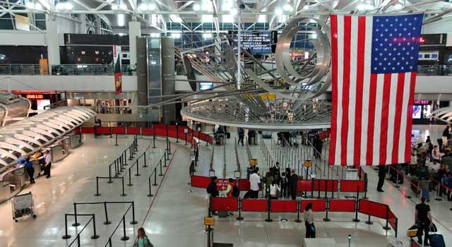 Aeroporto de NY