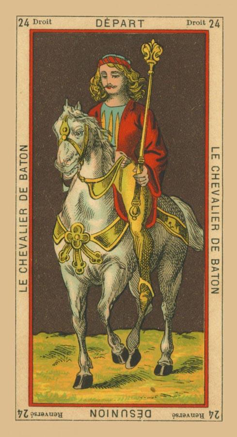 Deep Books Tarot Blog: BOOK OF THOTH ETTEILLA TAROT