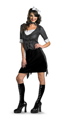 Sexy Disney Halloween costumes to roll your eyes at - Jack Skellington