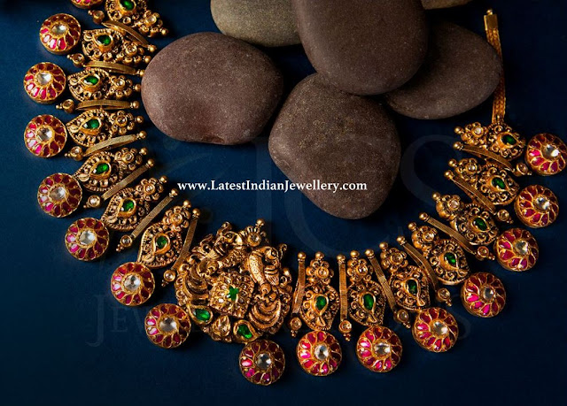 Mango Bottu Bridal Necklace