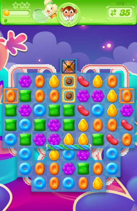 Candy Crush Jelly Saga 172