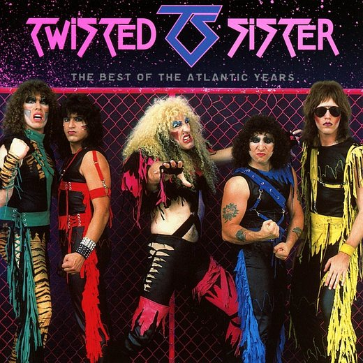 TWISTED SISTER - The Best Of The Atlantic Years (2016) full