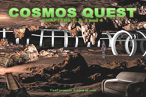 Cosmos Quest - Space Adventure Game