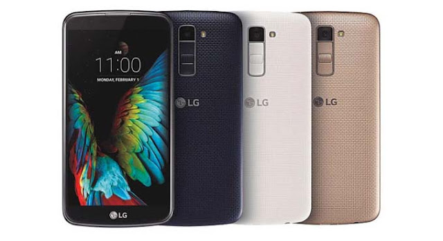 Spesifikasi LG K10 (2017) Lengkap