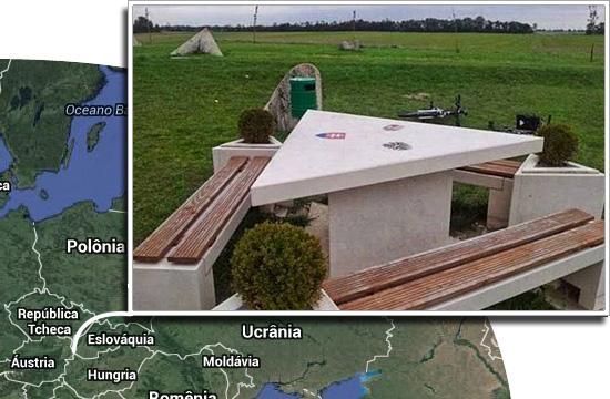 Fronteiras pelo mundo - Hungria Eslováquia e Áustria
