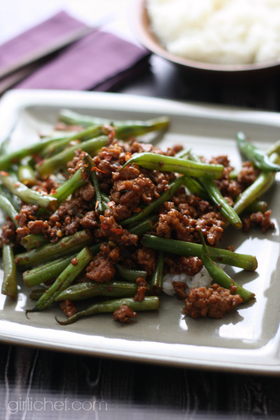 Szechuan Green Beans With Ground Pork All Roads Lead To