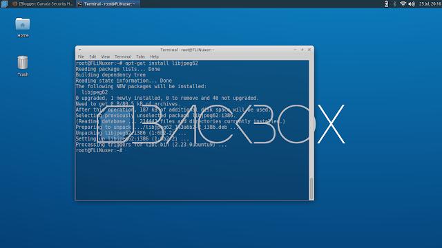 Tutorial Instalasi TeamViewer12 di Ubuntu
