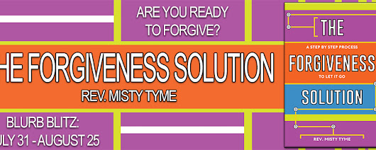 Blurb Blitz w/Giveaway: The Forgiveness Solution by Rev. Misty Tyme