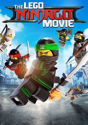 LEGO NINJAGO - O Filme Torrent