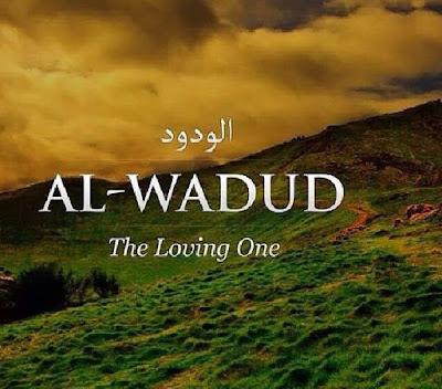 Berdoa Dengan Asmaul Husnaa | Al Waduud