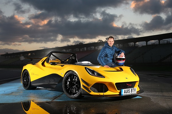 Lotus 3-Eleven Sport Auto Hockenheim
