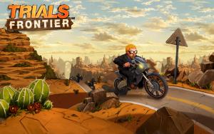 Trials Frontier MOD APK+DATA 5.1.1 Unlimited Money