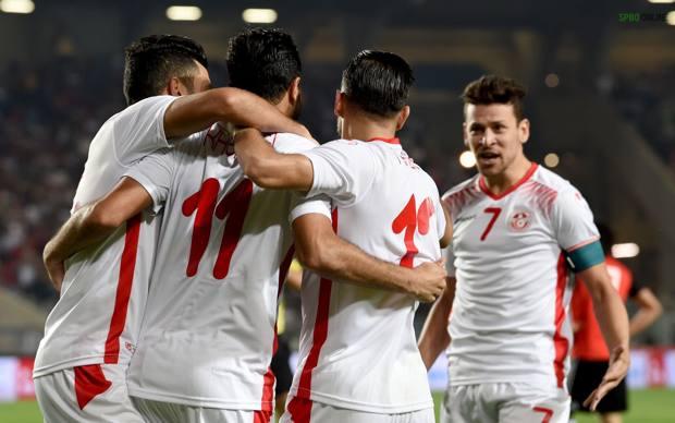 Tunisia vs Turki