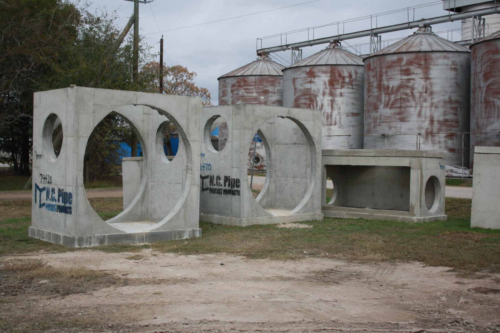 N C Pipe Precast Products Storm Sewer Junction Boxes And