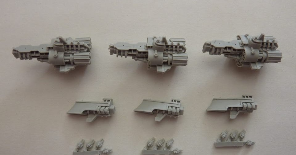 Vanguard Miniatures - New Battlegroup Helios Releases