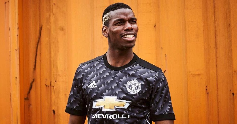 Manchester United 17 18 Away Kit Revealed Footy Headlines