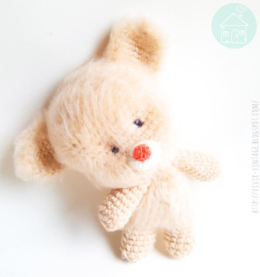 Como tejer un hermoso adorno / ornamento navideño con forma de reno ...