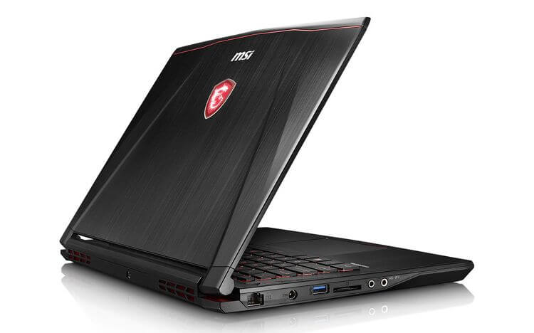 Review MSI GS43VR Gaming Laptop its Compact 14 inch notebook