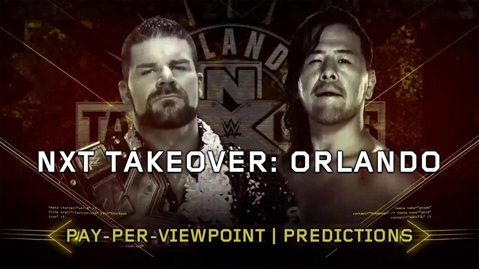 WWE NXT TakeOver: Orlando spoilers podcast
