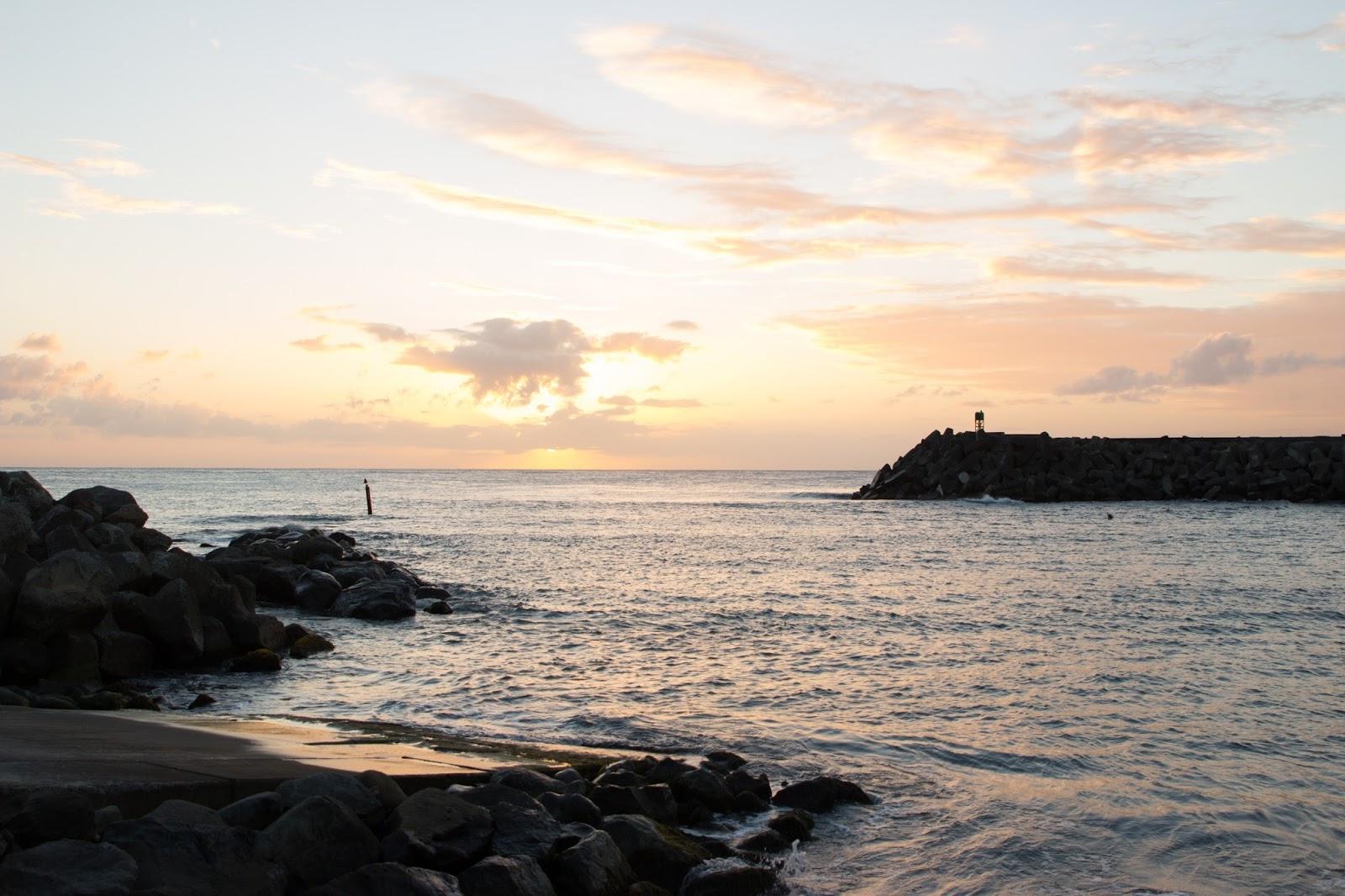 Martinique coucher de soleil