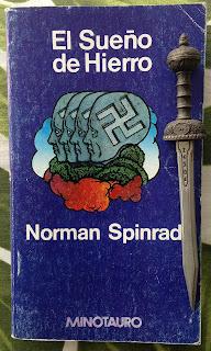 Portada del libro El sueño de hierro, de Norman Spinrad